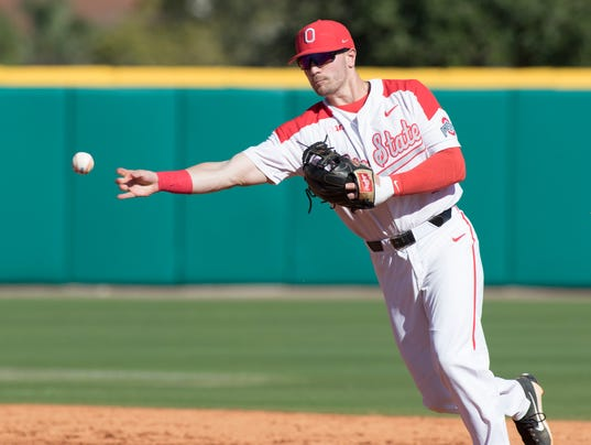 Nicholls State vs Ohio State baseball