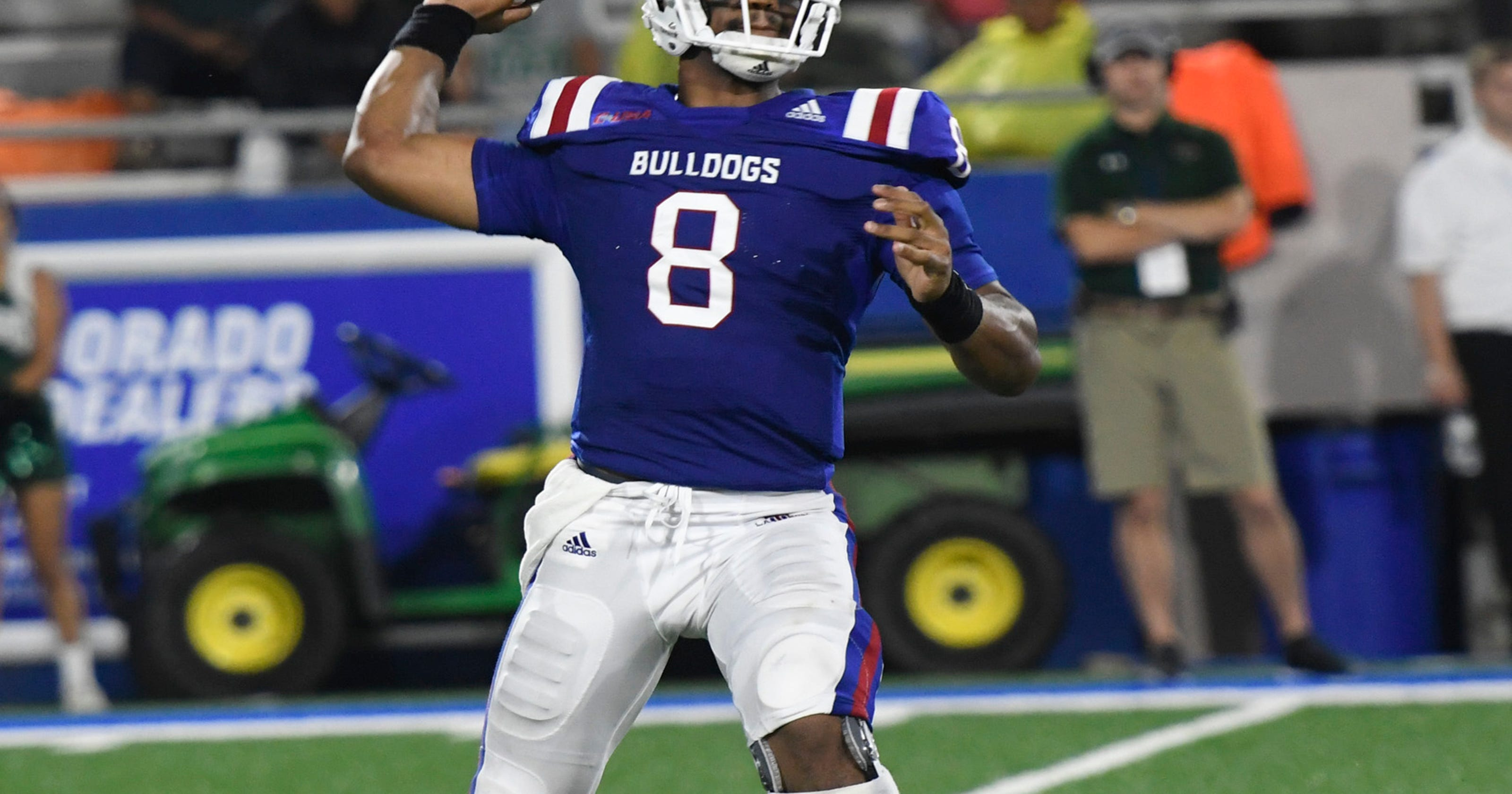 new concept d88c8 bc09b How the UTEP Miners match up against the Louisiana Tech Bulldogs