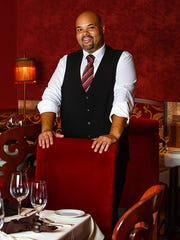 General manager Nate Watts of Angelina's Ristorante