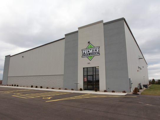 Premier Sports Academy in Weston.