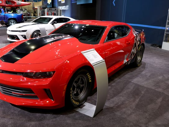 Direct from Chevrolet Performance, this vehicle is