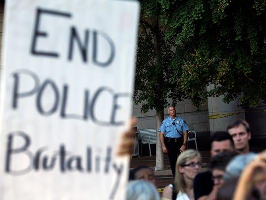 AP Police Shooting Missouri 082114