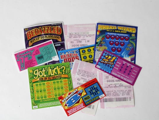 Lottery tickets and scratch offs