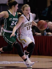 Scenes from the Kickapoo/St. Joseph's Academy state