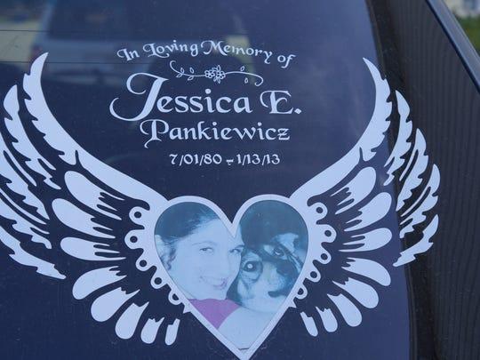 Jess Pankiewicz had a deep love of animals.