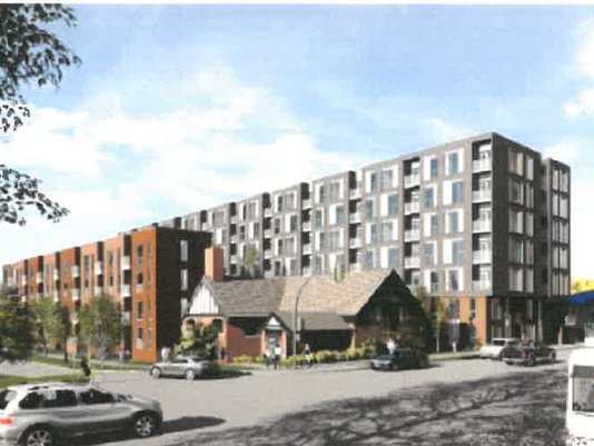 Augusta Place rendering