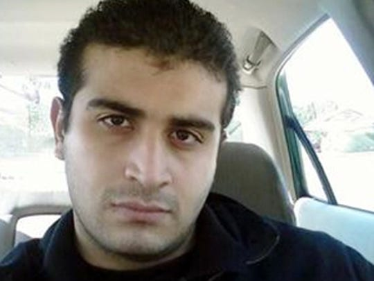 This undated file image shows Omar Mateen.