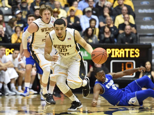 NCAA Basketball: Seton Hall at Wichita State