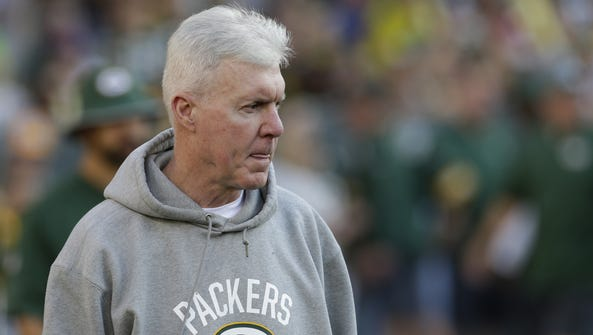 Green Bay Packers general manager Ted Thompson.