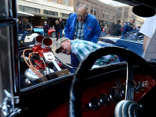 Hundreds of cars will be cruisin 39 the drag this saturday for Bennett motors great falls mt