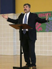 Sheboygan Area School District's Dr. Joseph Sheehan
