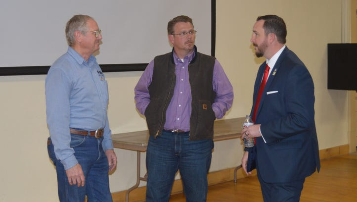 Assembly Republican candidates clash on cap and trade