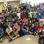 PCCS middle schoolers run 650 strong at league meet