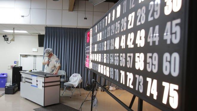 Temple Etz Chaim will host a bingo marathon Jan. 15