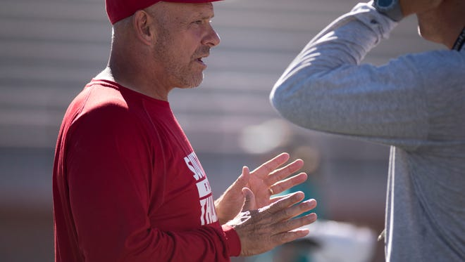 The former BYU coach and SUU offensive coordinator is joining Pine View High's staff.