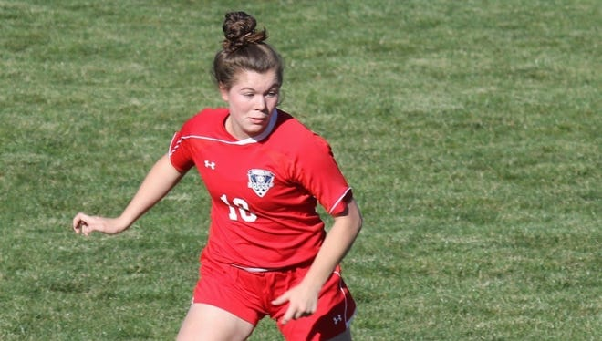 Carolina Day junior Emily Crawford has committed to play college soccer for Western Carolina University.