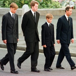 Prince Harry recalls torture of walking in Princess Diana's procession