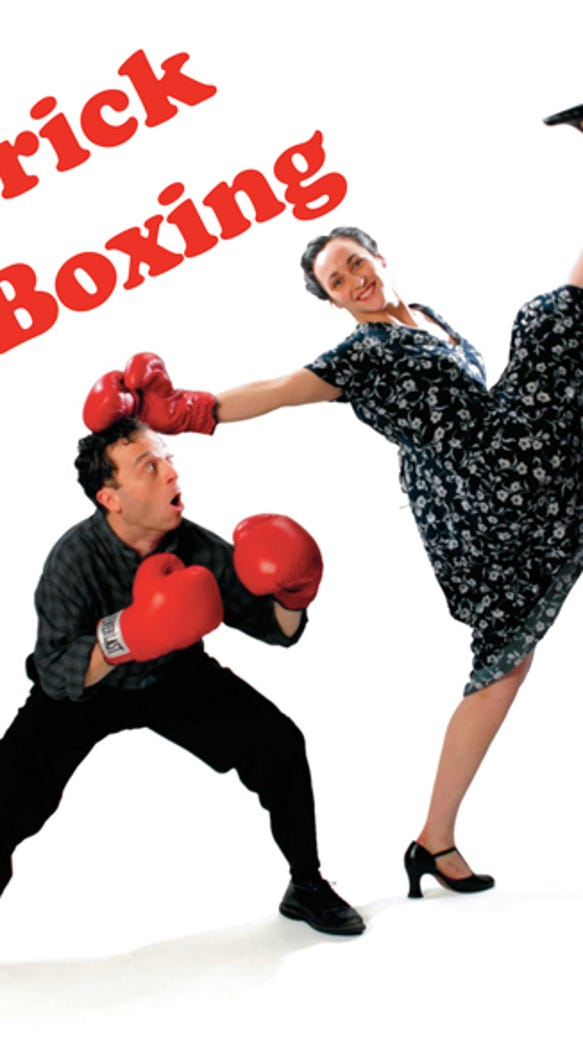 acting trick boxing