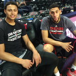 Couch: Valentine, Forbes find a new world in NBA