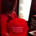Adult film star Stormy Daniels brings diverse crowd, Trump-inspired act to Memphis club