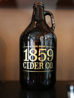 1859 Cider Co. is the first cider maker to press and ferment in downtown Salem.
