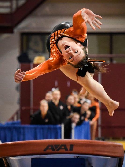Tech Gymnastics 1