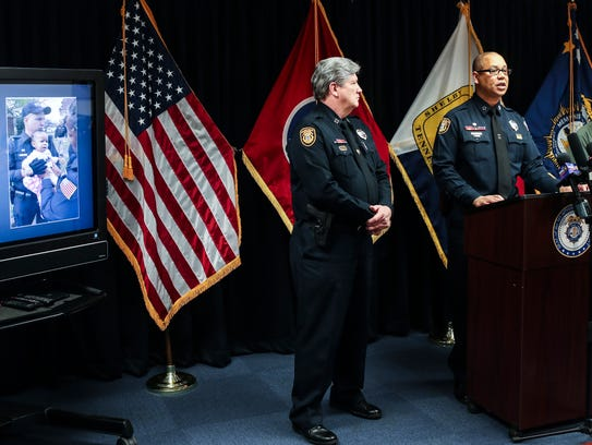 March 17, 2018 - Memphis Police Director Michael Rallings
