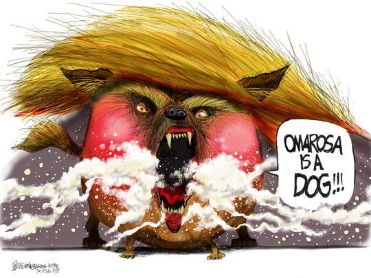 Cartoon for Aug. 15, 2018.