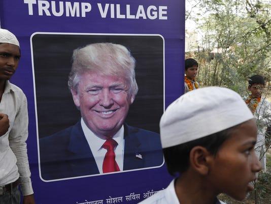 India Trump Village