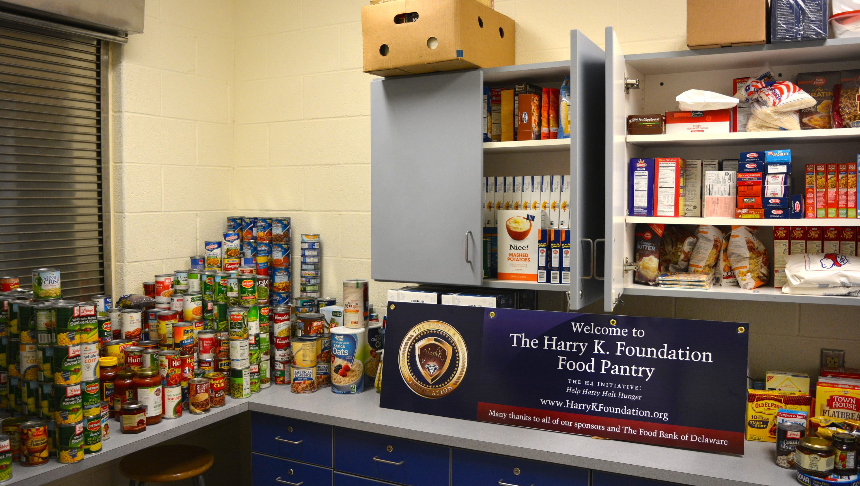 sussex central food pantry 39 stocked and ready to roll 39