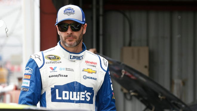Jimmie Johnson says the driver council is trying to 'stand up when we need to and how we need to.'