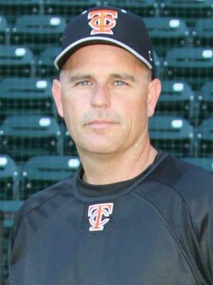 Tusculum baseball coach Doug Jones.