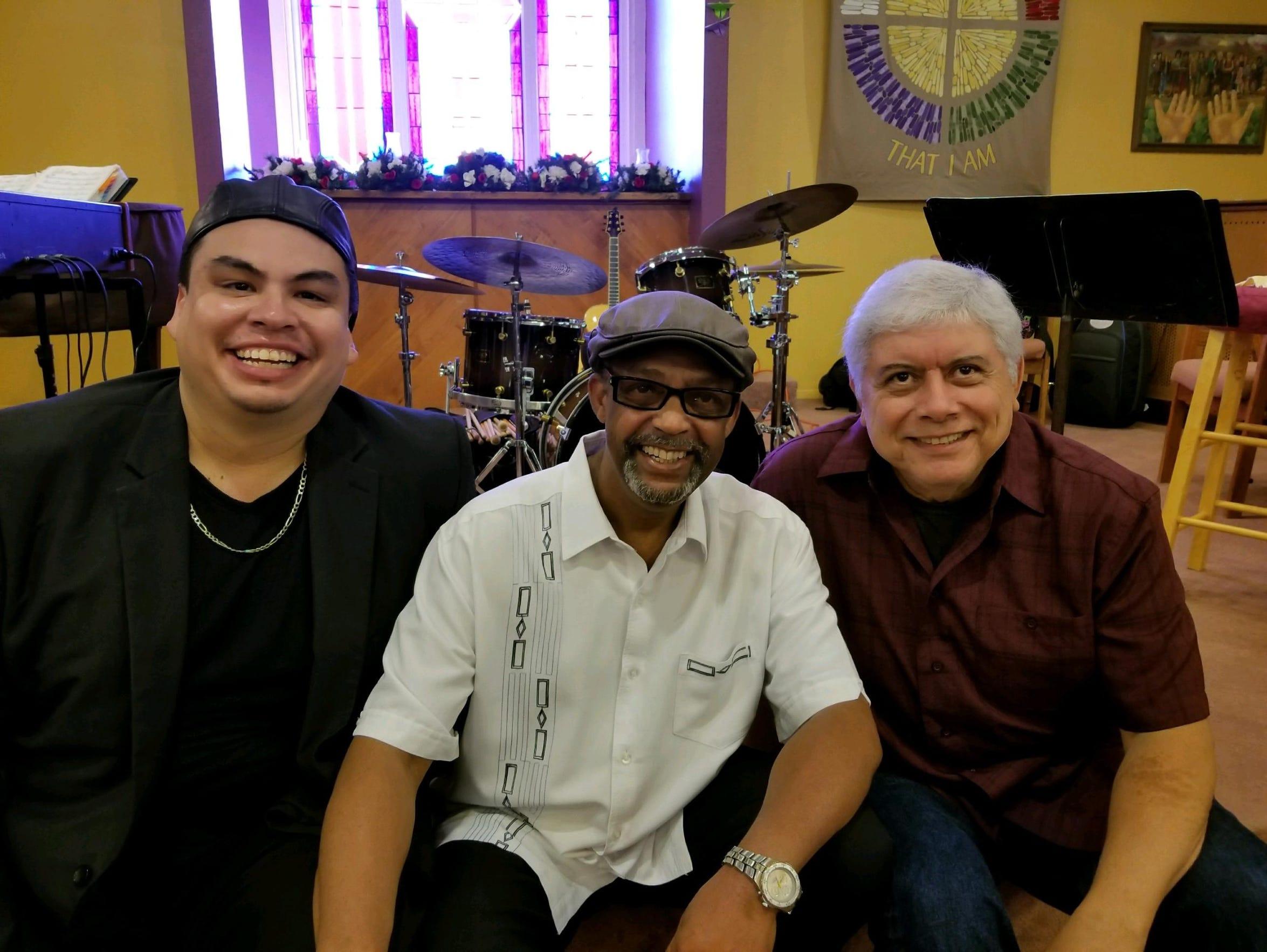 The Side Effect Organ Trio, featuring Dave Borrego