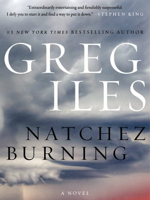 """""""Natchez Burning"""" is the first novel from Greg Iles since his near-fatal accident in 2011."""