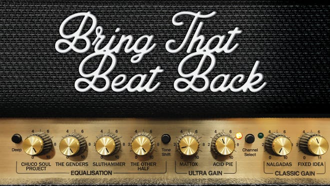 The Beat blog's video series 'Bring That Beat Bacl' highlights bands in the Borderland.