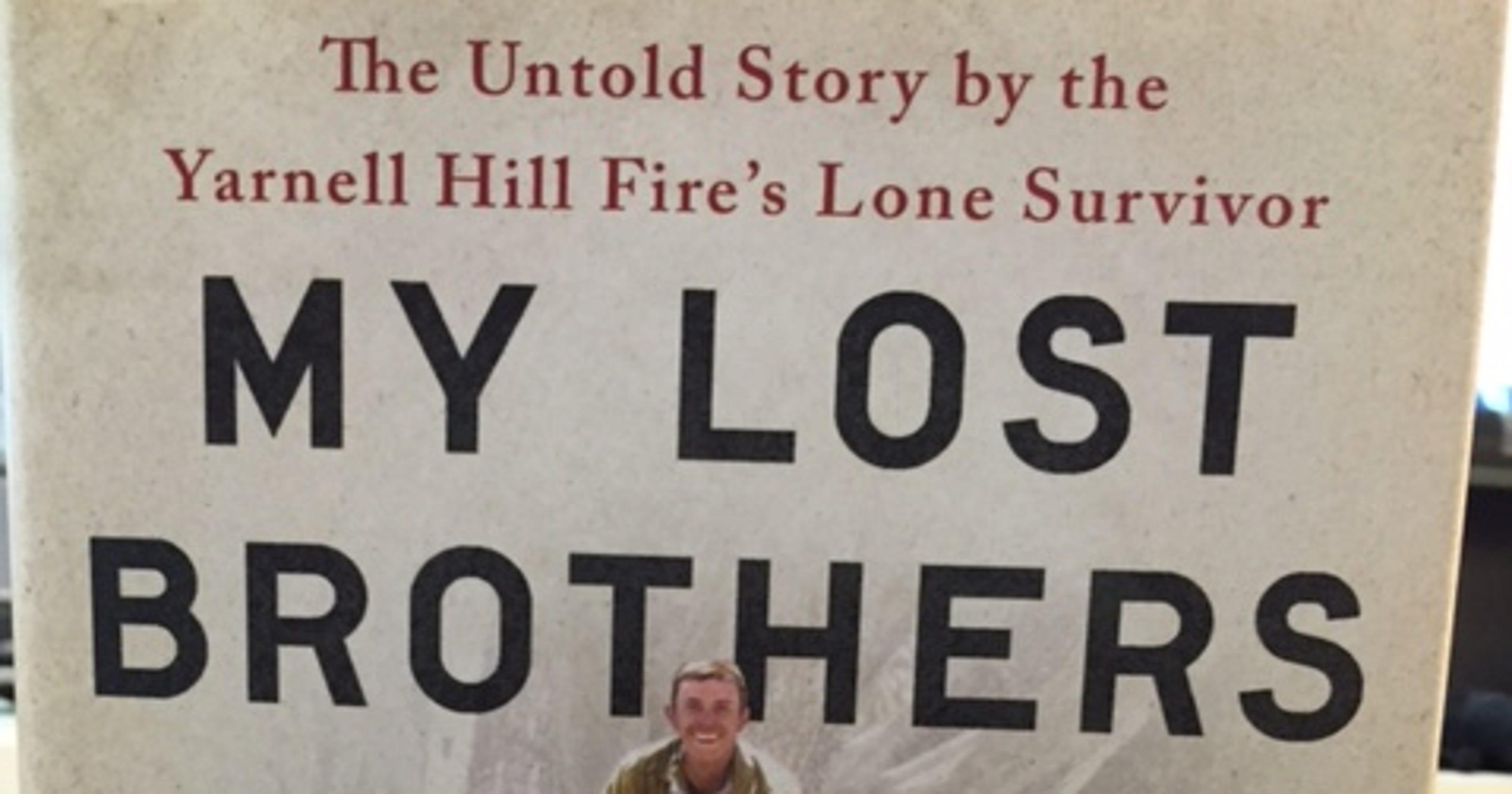 Granite Mountain Hotshots' 'lone survivor': 'The fire was huffing