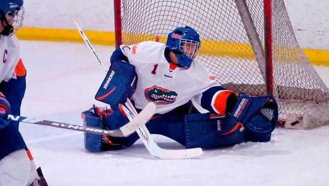 The University of Florida hockey team will be coming to Rockledge to play UCF and USF.