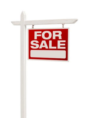 A Gloucester Township resident says for-sale signs have been littering Black Horse Pike and Blackwood-Clementon Road for years.