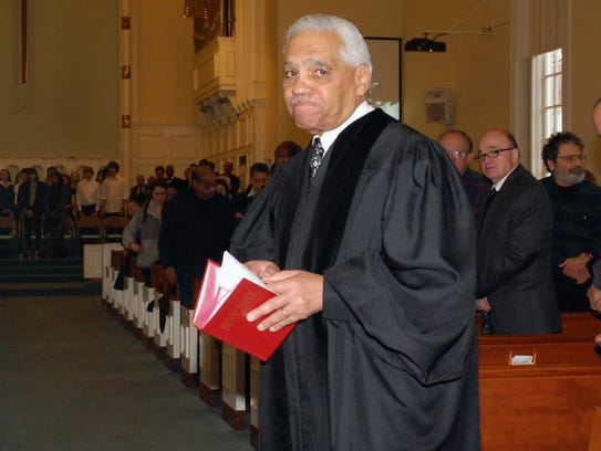 FiLE -- In this Jan. 20, 2014 photo, the Rev. Thomas
