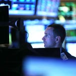 Stocks plunge as Fed minutes cause volatility