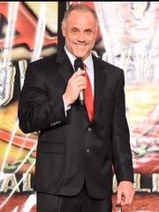 Local news personality Bob Moore will take on Tim Metcalf