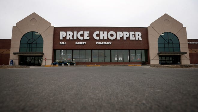 A Price Chopper grocery store in Overland Park Kansas Wednesday, March 18, 2015.