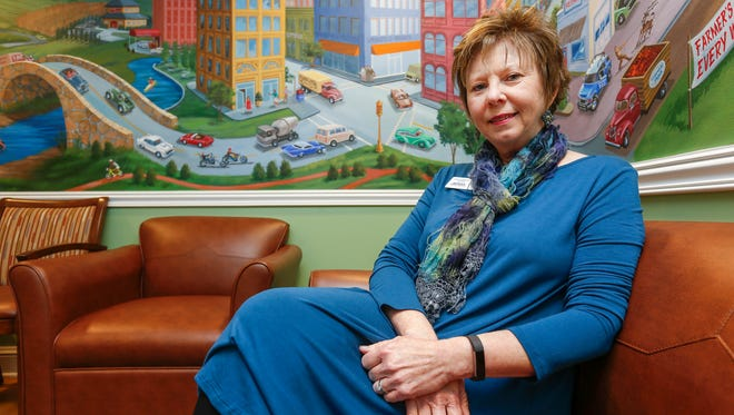 Barbara Brown, director of Child Advocacy Center for past 20 years, will be retiring.