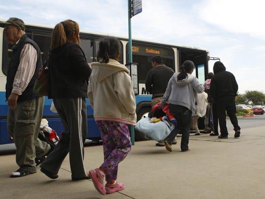 Monterey-Salinas Transit