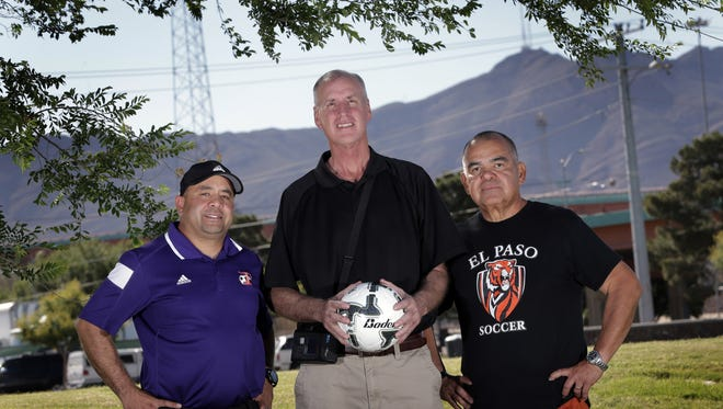 The El Paso Times all city soccer coaches of the year are ________________
