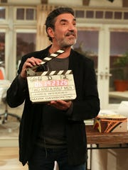 """Chuck Lorre, co-creator of the CBS series """"Two and"""