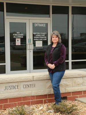 After her son's experience with the juvenile justice system, Wendy Jones became part of the board that implemented JDAI in Benton County.