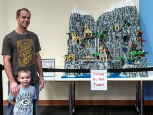 Ben Pitchford LEGO Display at CMFDL.jpg