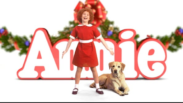 """The beloved family musical """"Annie"""" will return Nov."""