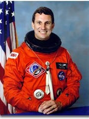 Dr. F. Andrew Gaffney was a payload specialist for